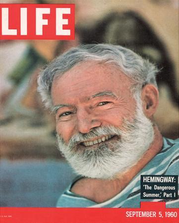 LIFE Hemingway - Dangerous Summer