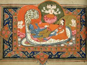Life of Krishna, C18th - 19th Century