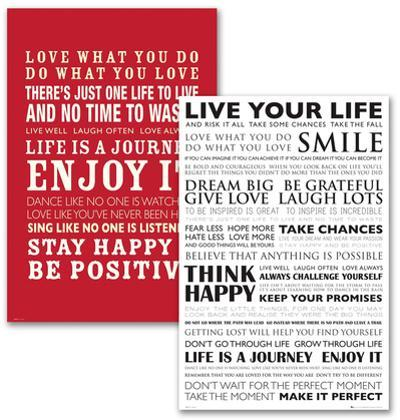 Life Quotes Sets