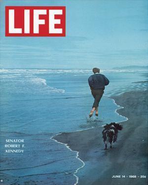 LIFE Senator Rober F. Kennedy