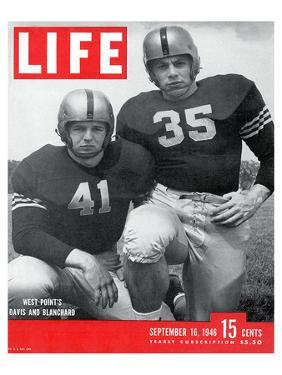 LIFE West Point's Davis & Blanchard