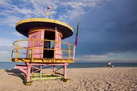 10b77d291913 Affordable Lifeguard Towers (Color Photography) Art for sale at ...
