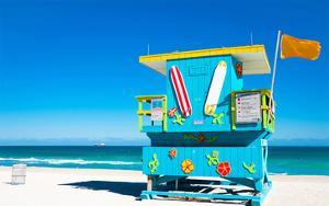 Lifeguard Tower South Beach