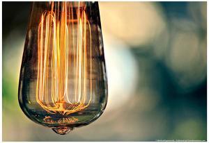 Light Bulb Closeup
