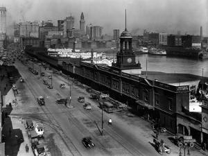 Light Street, Baltimore, Maryland 1924