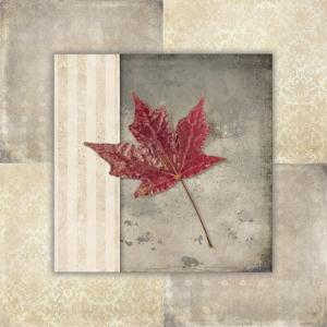 Lodge Leaf Tile 1 by LightBoxJournal