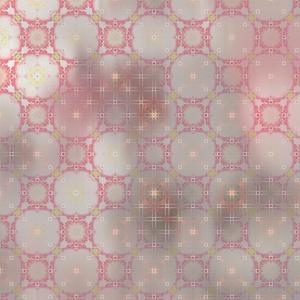 Pinky Blossom Pattern 02 by LightBoxJournal