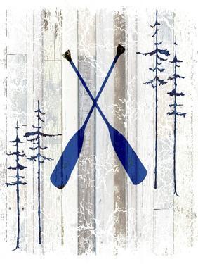 The Blue Moose - Oars by LightBoxJournal