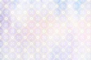 White Spring Blossoms Pattern 03 by LightBoxJournal