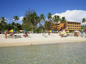 Boca Chica, Dominican Republic, West Indies, Central America by Lightfoot Jeremy
