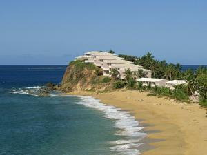Curtain Bluff Hotel, Curtain Bluff, Antigua, Leeward Islands, West Indies, Caribbean by Lightfoot Jeremy