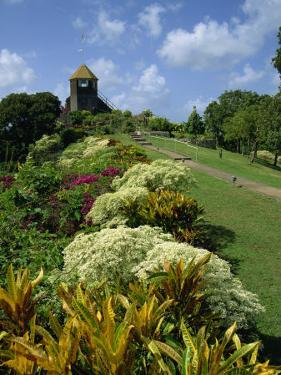 Gun Hill Signal Station, Barbados, West Indies, Caribbean, Central America by Lightfoot Jeremy