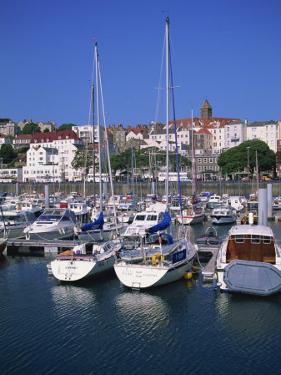 St. Peter Port, Guernsey, Channel Islands, United Kingdom, Europe by Lightfoot Jeremy