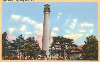 Lighthouse, Cape May, New Jersey