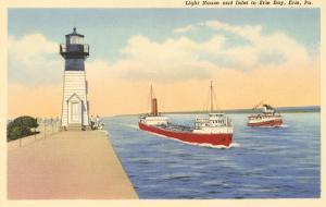 Lighthouse, Erie, Pennsylvania