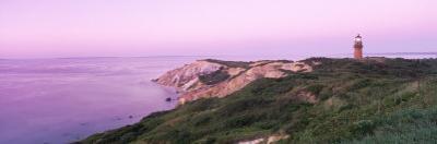 Lighthouse, Gay Head, Marthas Vineyard, Massachusetts, USA