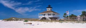 Lighthouse on the Beach, Port Boca Grande Lighthouse, Gasparilla Island State Park