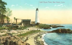 Lighthouse Point, New Haven, Connecticut