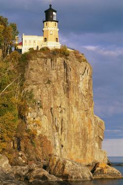 Lighthouse Split Rock Lighthouse and Lake Superior