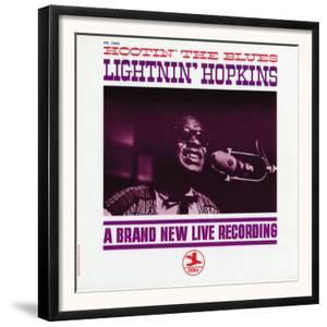 Lightnin' Hopkins - Hootin' the Blues