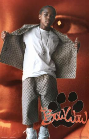 Lil Bow Wow Open Shirt Music Poster