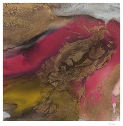 Golden Presence II by Lila Bramma