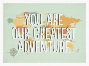 Greatest Adventure by Lila Fe
