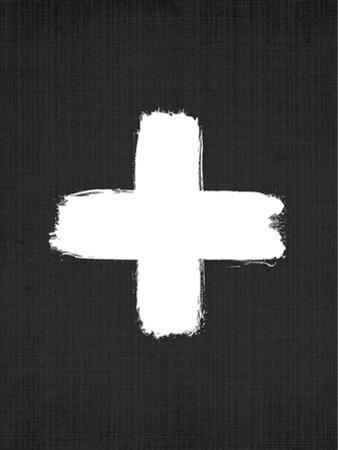Cross On Black by LILA X LOLA