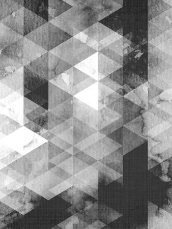 Geometric Black Grey by LILA X LOLA