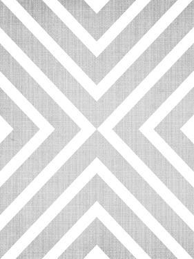 Geometric White Grey by LILA X LOLA