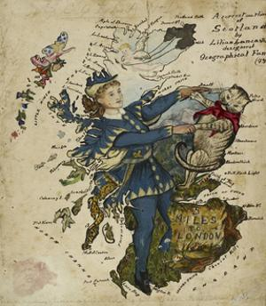 A Correct Outline of Scotland by Lilian Lancaster