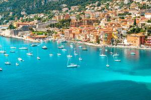 Luxury Resort Villefranche, French Riviera, Provence by LiliGraphie