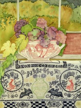 Autumnal Bouquet by Lillian Delevoryas