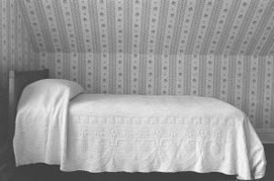 Bed, Stratford by Lilo Raymond
