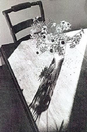 Flowers on Table by Lilo Raymond
