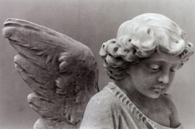 Sad Little Angel