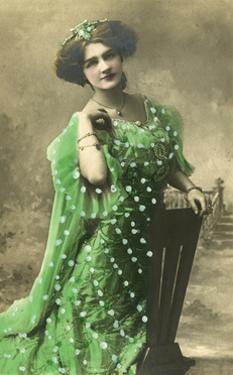 Lily Elsie, Postcard