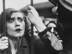 Elisabeth Wendt: La Tragédie De La Mine, 1931 by Limot