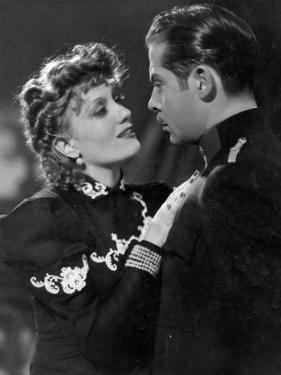 Isa Miranda and Fernand Gravey: Le Mensonge De Nina Petrovna, 1937 by Limot