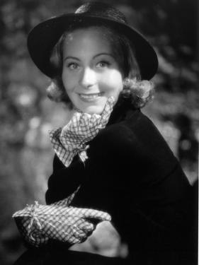 Michèle Morgan, 1939 by Limot