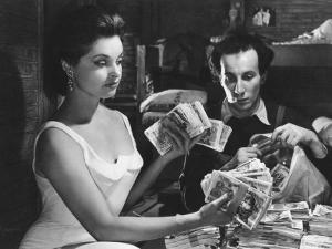 Nadja Tiller: Du Rififi Chez Les Femmes, 1959 by Limot