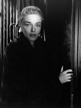 Simone Signoret: Thérèse Raquin, 1953 by Limot