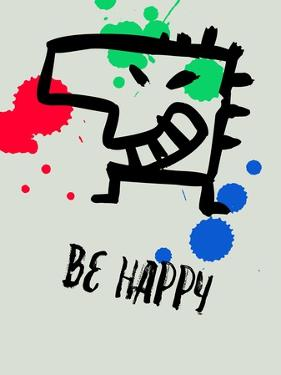 Be Happy 1 by Lina Lu