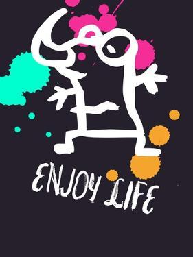 Enjoy Life 2 by Lina Lu
