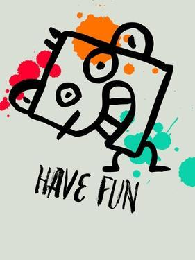 Have Fun 1 by Lina Lu