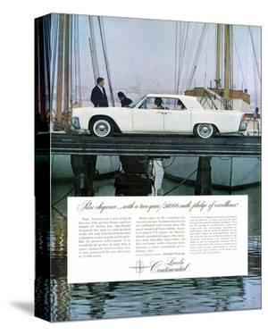 Lincoln 1961 2 Years Warranty