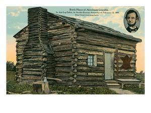 Lincoln Birthplace, Hardin County, Kentucky