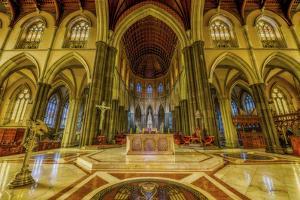 Church by Lincoln Harrison