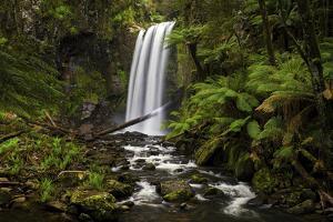 Hopetoun Falls by Lincoln Harrison
