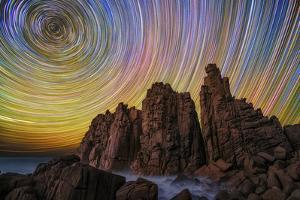 Pinnacle Stars by Lincoln Harrison